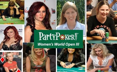 donne nel Texas Hold'em poker