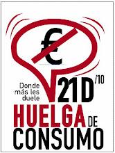 HUELGA DE CONSUMO. 21 Diciembre 2010