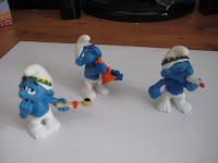 Smurfs Smoking Weed Where 3 smurfs look like