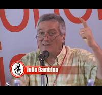 Julio Gambina en CIM