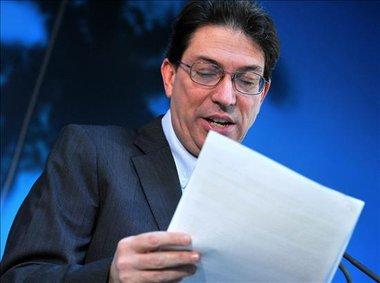Canciller Bruno Rodríguez