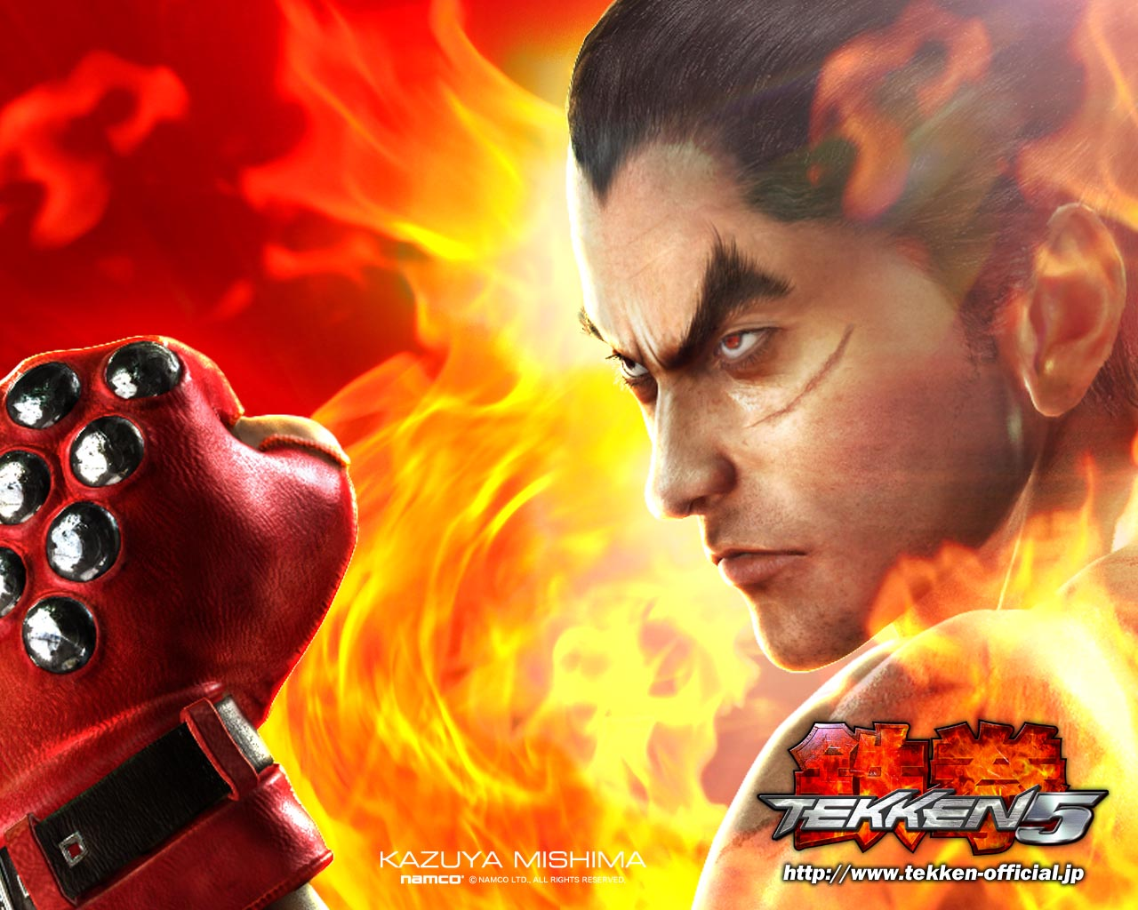 free wallpapersvaldazzar: tekken 5 wallpapers