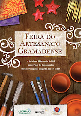 FEIRA DO ARTESANATO GRAMADENSE -------------------&gt;