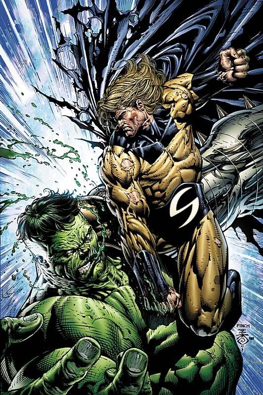 "HULK ""retro vert"" (green) Hulk%2BSentry"