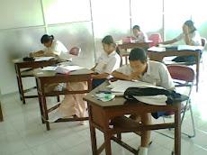 Siswa SMP N 3 Pati