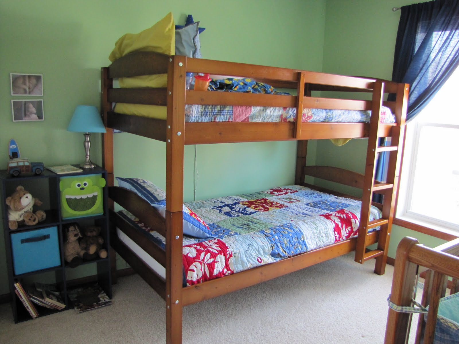 how the bunk beds changed me forever - Boys Room Ideas With Bunk Beds