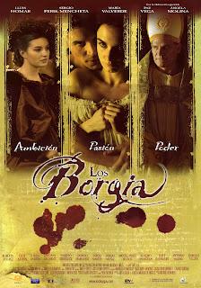 Los Borgia Poster