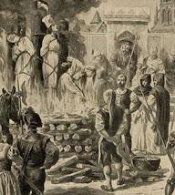 Rojas condenados por judaísmo en los Tribunales de la Inquisición