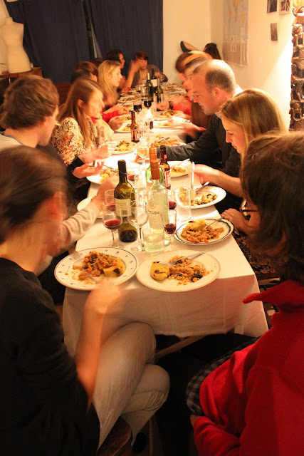 Alice Planel's Dinner Exchange
