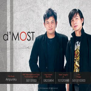 D'Most Feat Natasya - Mati Rasa
