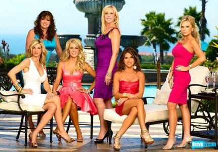 Orange County Housewives Alexis. Created by Orange County