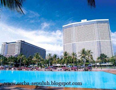 4 10 Hotel terbesar di dunia