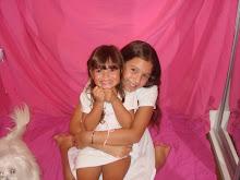 Luli, Juli e uma quase Rebeca!!!