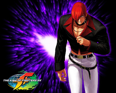Game Wallpaper 2k The King Of Fighters Xii Wallpaper Iori Yagami