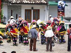 Festival dancers