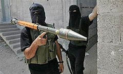 "Hamas ""freedom fighters"""