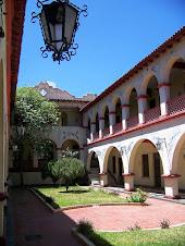 Patio of Hotel Urdiñola, Saltillo