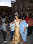 Queen of Semana Santa