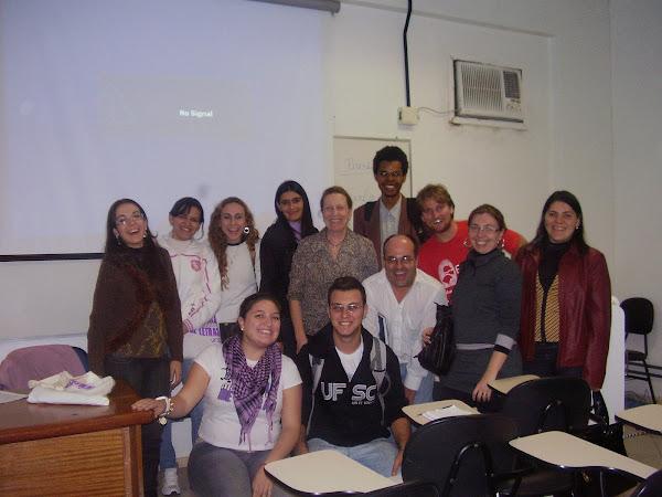 Semana de Letras na UFSC