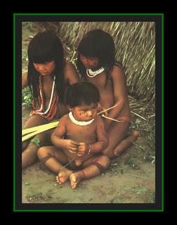 indios brasileiros-amazonia-a sOoL!!
