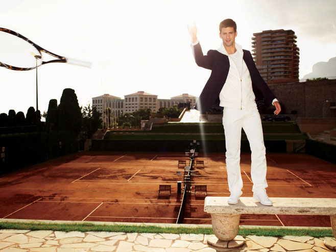 Novak Djokovic - Picture Colection