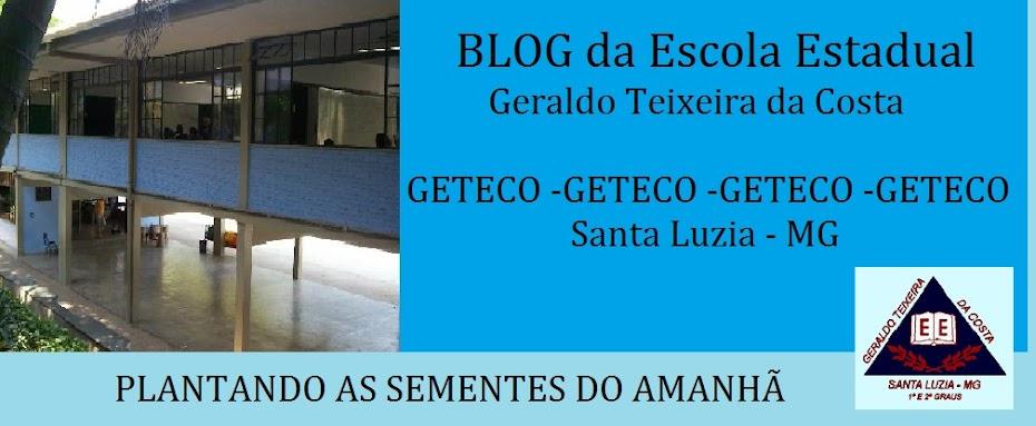 E.E.Geraldo Teixeira - Santa Luzia