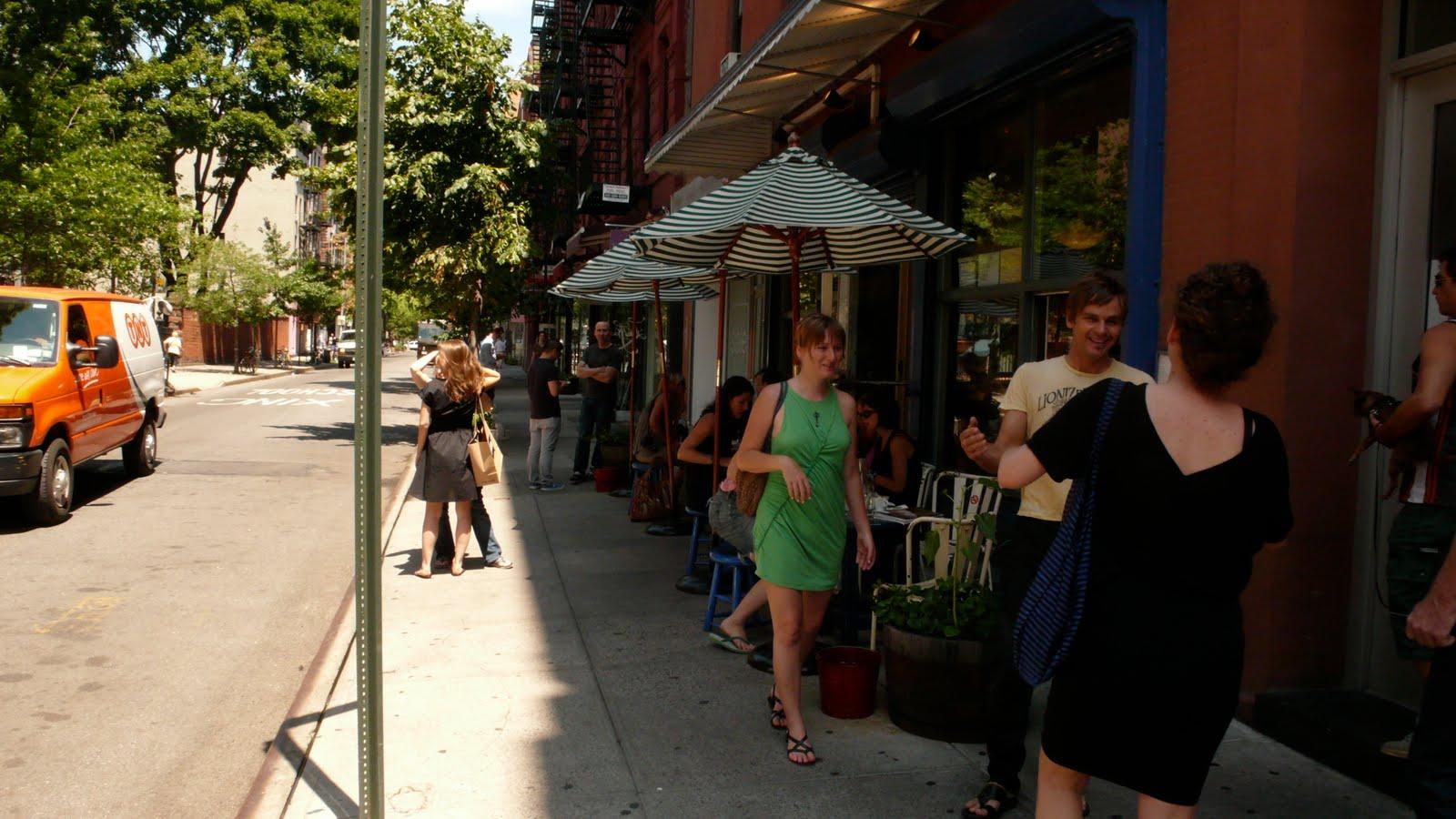 Cafe Gitane New York Mott Street