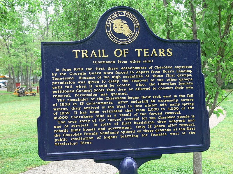 an analysis of the trail of tears in united states of america Trail of tears teacher resources  students investigate the trail of tears in this united states history lesson, students identify the reason for removing the .