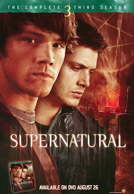 Supernatural+03 Supernatural  3ª Temporada completa  Dublado  AVI XviD