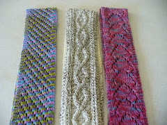 Three Little Scarves