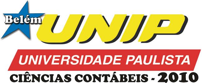 UNIP 2010 - CIÊNCIAS CONTÁBEIS