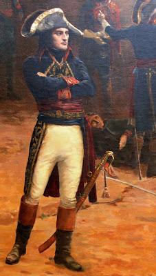 Napoleon: Revolt at Pavia, Italy 1796 by Paul-Emile Boutigny (1854-1929)