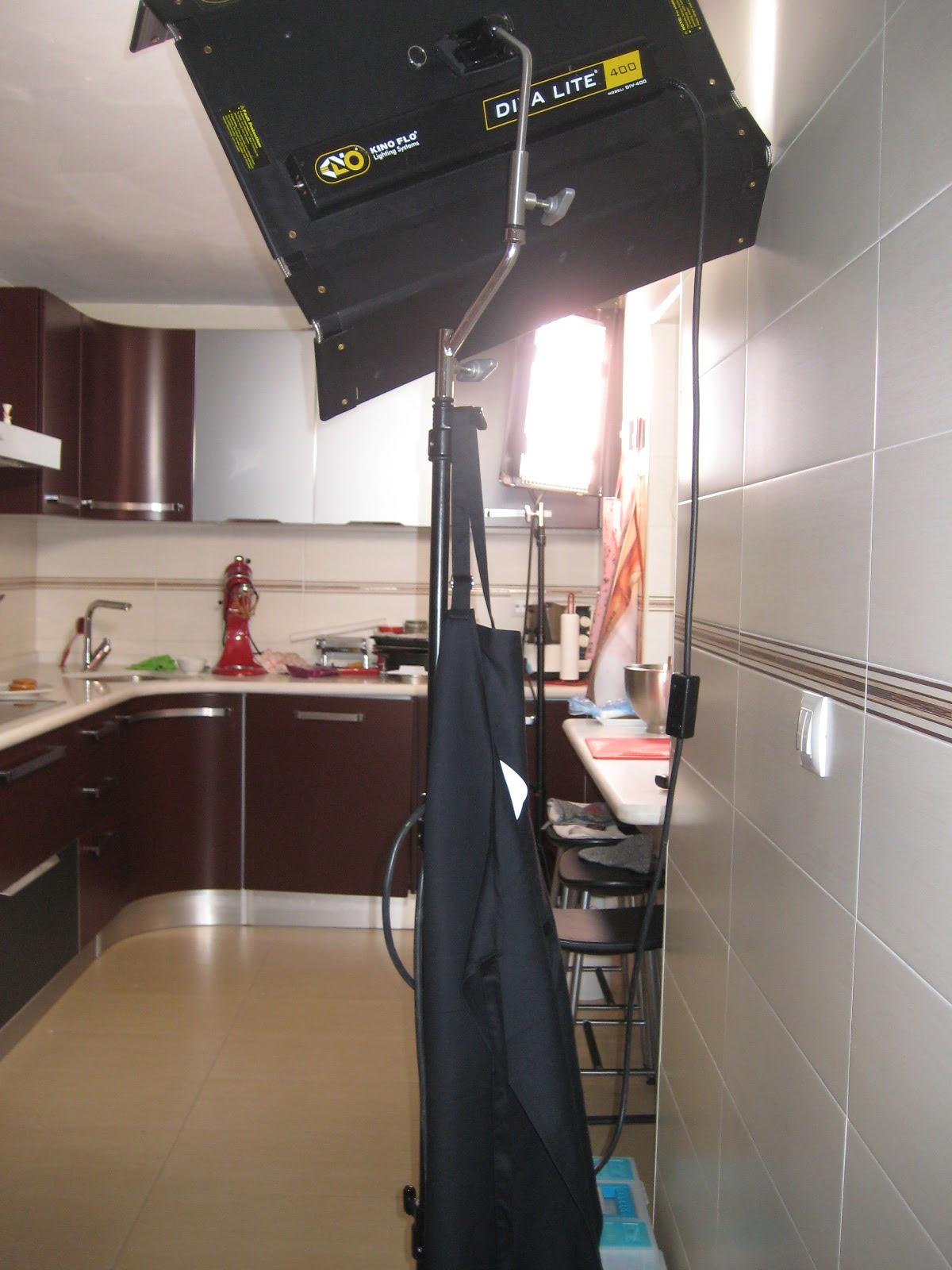 Grabaci n de mi programa en canal cocina vamos a cocimar - Canal de cocina ...