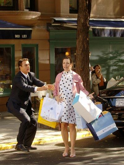 Kristin Davis as Charlotte York in  Sex and the City     and Selena Gomez  in Santa Monica  California  on June           Aceshowbiz