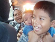 Ammar, Udin dan Mak Tok