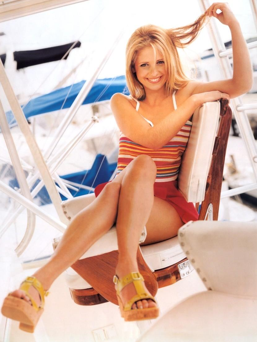 joco sob . net - voice of johnson county: sarah michelle gellar hot ?