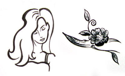 Doodle by Lani Mathis of GreenSpaceGoods Doodle Off V.3
