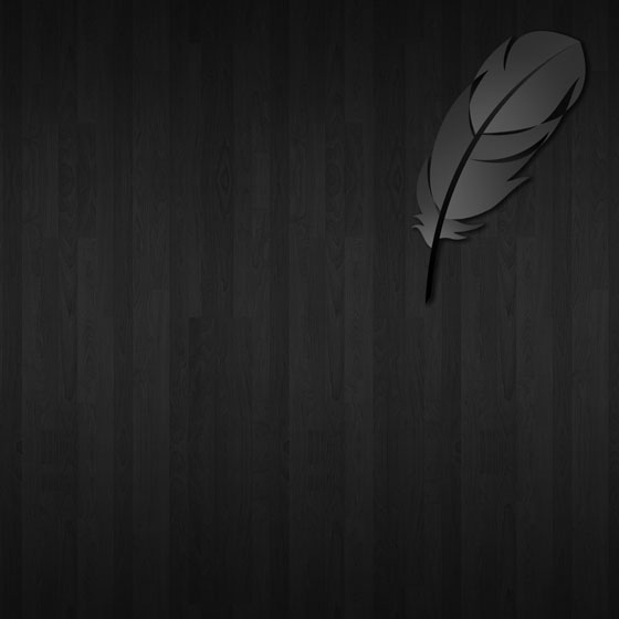 Black Wood IPad Wallpaper By TwelveCentStudios