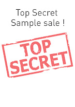 Secret Sample Sale