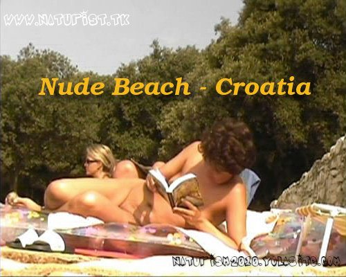 Description: Hidden Cam Filming on a nudist beach in Croatia.