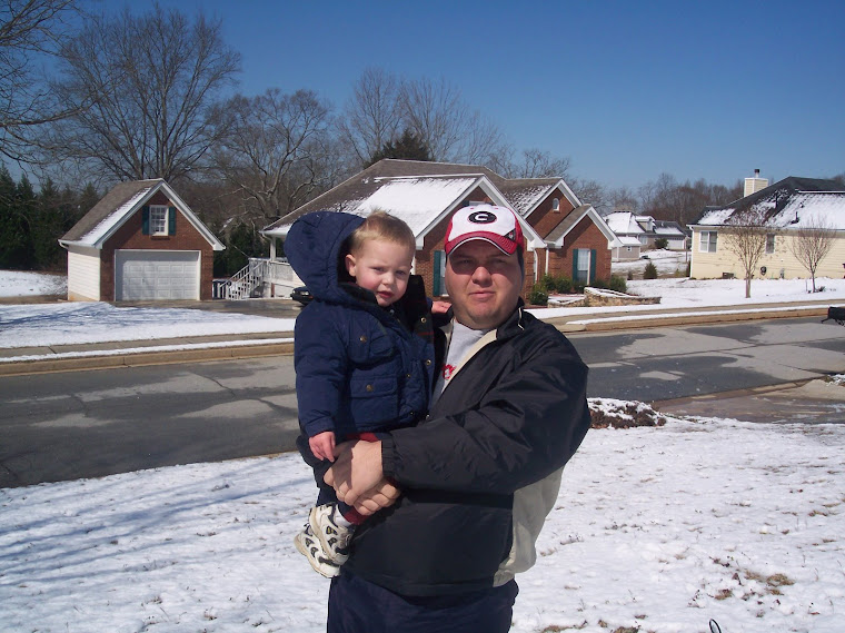Daddy and Colton