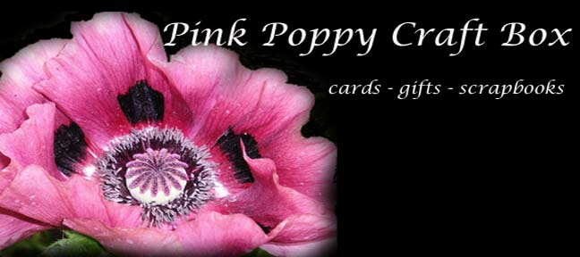 Pink Poppy Craft Box