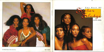 Sister Sledge - The best of (1973-1985) (1992)