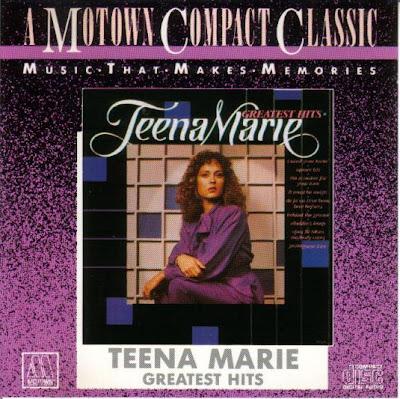 Teena Marie - Greatest hits (1985)