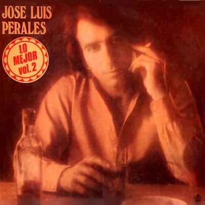 JOSE LUIS PERALES - Lo Mejor Vol. 2 (1978)