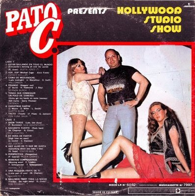 Pato C - Hollywood Studio show