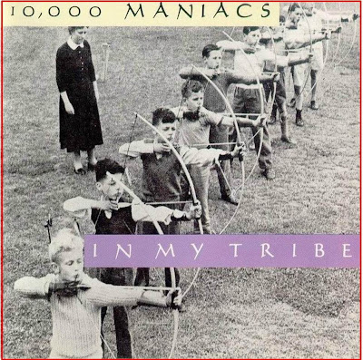 Cover Album of 10.000 Maniacs - In My Tribe (1987)