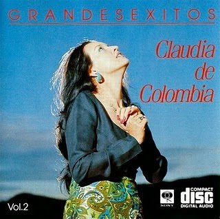 CLAUDIA DE COLOMBIA - GRANDES EXITOS - VOL.2