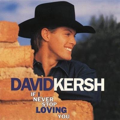 David Kersh  -  If I Never Stop Loving You (1998)