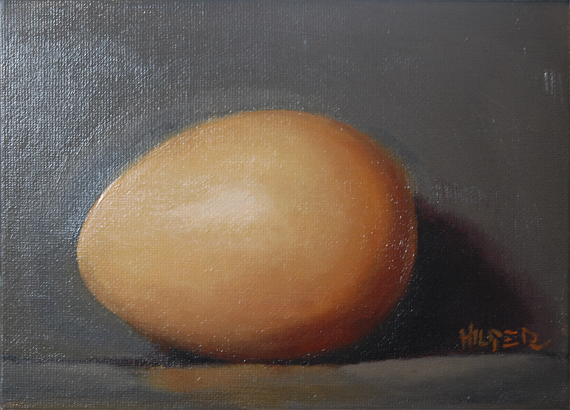 chronopaint - daily paintings